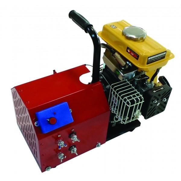 Μηχανηματα Ελιας - ΦΟΡΗΤΕΣ ΓΕΝΝΗΤΡΙΕΣ ΕΛΑΙΟΡΑΒΔΙΣΤΙΚΩΝ ΜΕ ΔΥΝΑΜΟ 12V/70A (COMPACT) AGRO
